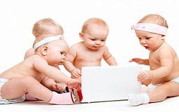 В украинских роддомах можно будет зарегистрировать новорожденного в режиме online