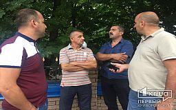 Криворожские члены Конгресса азербайджанцев опасаются за безопасность своих семей