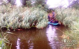 В водоеме возле Кривого Рога обнаружили труп мужчины
