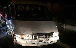 Криворожские патрульные задержали владельца ГАЗ, из которого заправляли другие авто