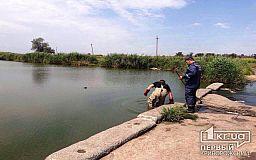 В реке возле Кривого Рога утонул мужчина