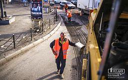 54% опрошенных криворожан недовольны качеством ремонта дорог