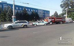 На территории АрселорМиттал Кривой Рог бомбу взрывотехники не обнаружили