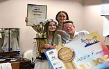 Криворожанка получила гран-при на латвийском вокальном фестивале