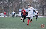Криворожские футболисты «в сухую» сыграли со спортсменами из Николаевской области