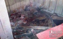 В горящей квартире в Пятихатском районе обнаружили труп мужчины