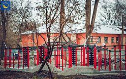 Гданцівський парк: величезний воркаут-майданчик, фонтанчики з питною водою та висадка нових дерев (фото реконструкції)