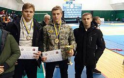 Криворожский дзюдоист стал чемпионом Международного турнира в Одессе