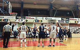 Блестящая победа криворожских баскетболистов в матчах против николаевских спортсменов