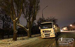 В Кривом Роге ограничили движение грузовиков в сторону военгородка