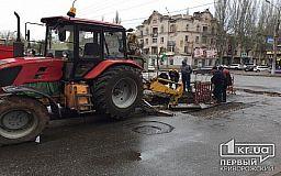 Мінрегіон прагне швидко усувати аварії на водопроводах, а Кривбасводоканал хоче інвестицій