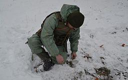 Українські військові провели радіаційне і хімічне спостереження