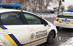 В Кривом Роге в парке снова задержали мужчину с РГД-5