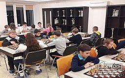 Криворожские шахматисты заняли призовые места на турнире