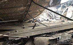 В криворожском кинотеатре Современник, где обрушилась крыша, никто не пострадал