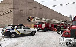 Полиция открыла уголовное дело по факту обрушения крыши бывшего здания кинотеатра «Современник» в Кривом Роге