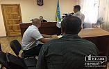 В Кривом Роге судят волонтера, у которого нашли склад оружия