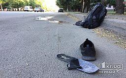 В Кривом Роге из авто на ходу выбросили мужчину