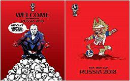 В Украине могут частично запретить трансляцию Чемпионата мира по футболу, который будет проходить в России