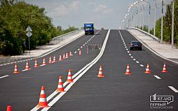 Днепропетровская область в числе лидеров в Украине по ремонту дорог
