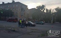 В Кривом Роге автомобиль сбил школьницу