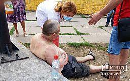 Подробности ЧП на 95-м квартале в Кривом Роге - мужчина был пьян и утверждал, что служил в АТО