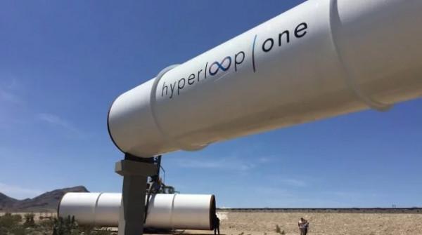 УОмеляна анонсировали сенсацию: транспортную систему Hyperloop вУкраинском государстве