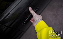 В Кривому Розі патрульні на автівках переслідували крадія
