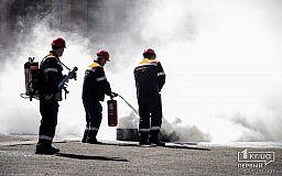 В Кривому Розі сусіди намагалися врятувати з пожежі чоловіка, але не змогли