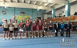 Криворожские акробаты стали чемпионами на соревнованиях в Виннице