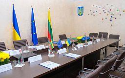 На Дніпропетровщині відкрився перший в Україні Центр литовського права