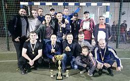 Криворожские спортсмены представят город на Кубке Украины по мини-футболу
