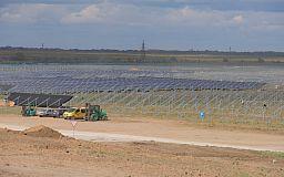 В Днепропетровской области строят самую большую и самую мощную солнечную электростанцию в Украине - Валентин Резниченко