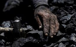 В Кривом Роге бастуют шахтеры на КЖРК