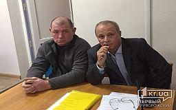 В Кривом Роге судят мужчину, который с кулаками набросился на журналиста