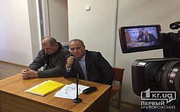 Охранник, напавший на криворожского журналиста, вину признает лишь частично