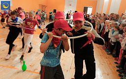 Костянтин Усов завершив ремонт школи № 10 у Кривому Розі родинною спартакіадою
