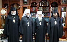 Все ясно с позицией криворожского митрополита Ефрема