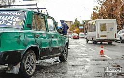 За неделю на дорогах Кривого Рога в результате ДТП пострадало 18 горожан - патрульные