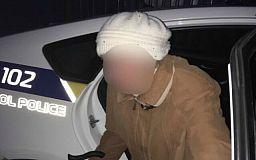 Криворожские полицейские помогли незрячей бабушке добраться домой