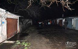 Следствие по факту убийства в гаражном кооперативе Кривого Рога продолжается