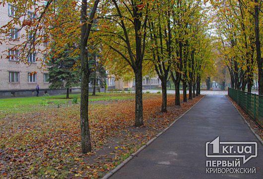 21 октября в Кривом Роге похолодает
