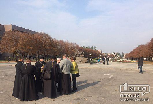 Криворіжці зібрались на молитовне віче