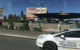 На одной из центральных улиц Кривого Рога не работает светофор
