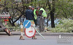 В Кривом Роге нужно уничтожить более 250 тысяч деревьев и кустарников
