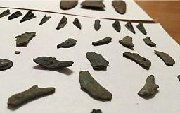 В Днепре будут судить мужчину, который пытался провезти через границу древние артефакты