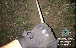 Ночью в Кривом Роге мужчина хотел украсть троллеи трамвайной линии, чтобы сдать их на металлолом
