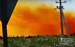 На трассе Днепр-Решетиловка из автоцистерны произошла утечка кислоты