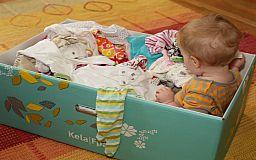 З 1 вересня у пологових будинках України будуть видавати «пакунок малюка»