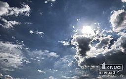 19 августа облачная погода в Кривом Роге будет держаться недолго